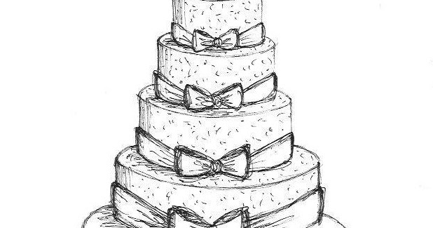 sketches of wedding cakes for the of cake by garry amp parzych of a 20176