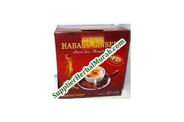 Coffe Habasy Ginseng ( 18 in 1)