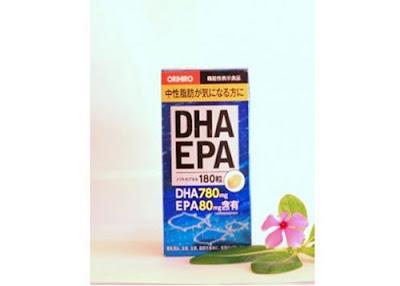 Công dụng của viên uống bổ não DHA & EPA Yakult Nhật Bản hộp 300 viên