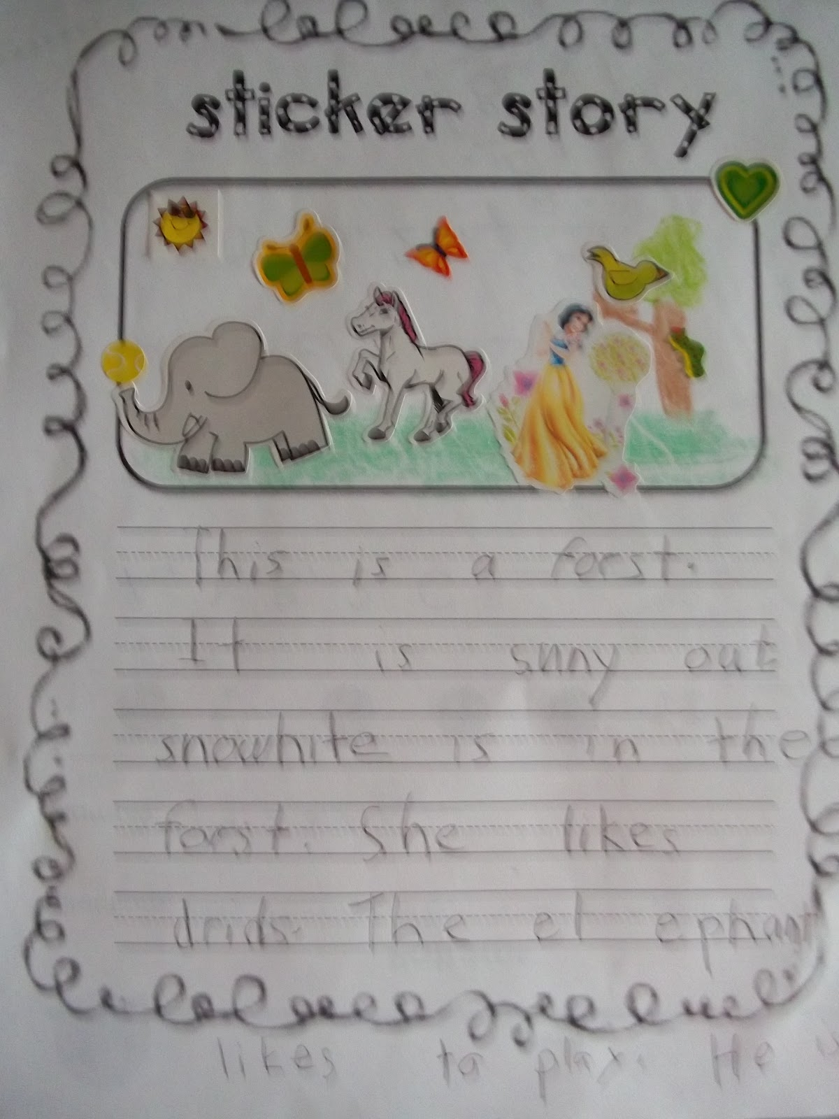 Sarah S First Grade Snippets May Centers In Action With