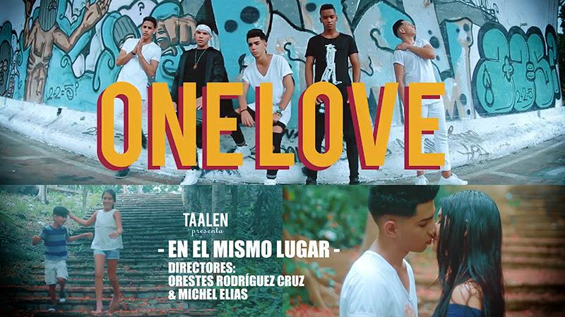 One Love - ¨En el mismo lugar¨ - Videoclip - Dirección: Orestes Rodríguez Cruz - Michel Elias. Portal del Vídeo Clip Cubano