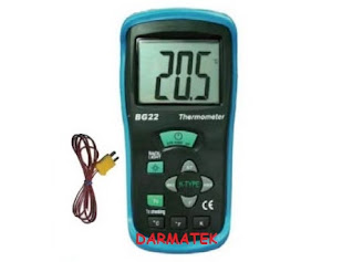 Darmatek Jual Blue Gizmo BG-22 Thermocouple Thermometer
