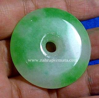 Batu Permata Giok Jadeite Jade - ZP 370