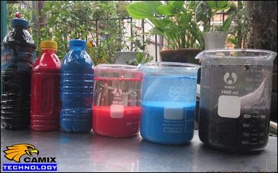 Hướng dẫn sử dụng hóa chất khử màu nước thải dệt nhuộm – Cách sử dụng và pha chế