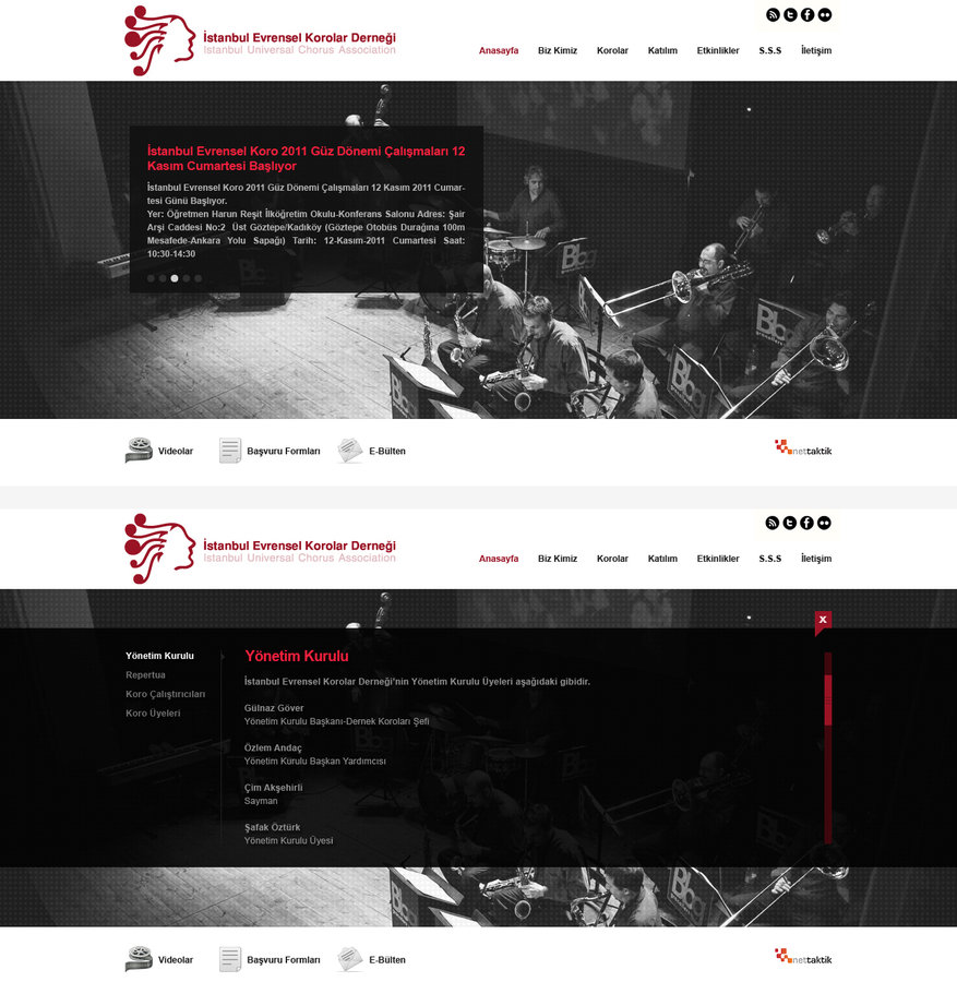 design of orchestra by doganaydemir d4h69kn - Türk Tasarımcılar Serisi-4; Doğan Aydemir