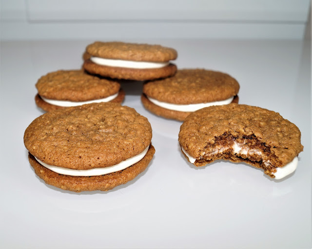 the best Oatmeal cream pie recipe,