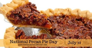 Images of Pomona: July 12, 2016 – NATIONAL PECAN PIE DAY ...
