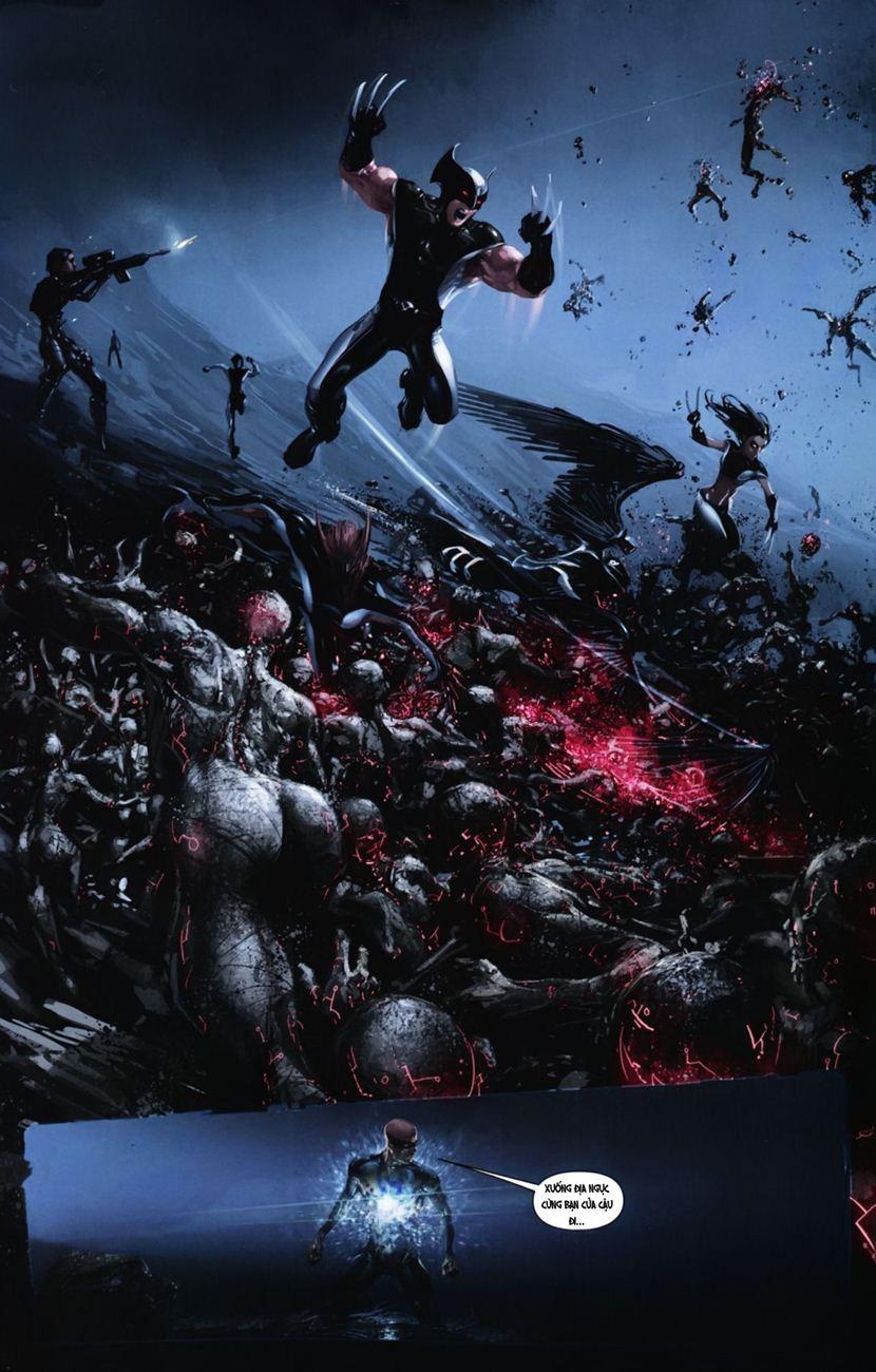 X-Men Necrosha chap 11 trang 15