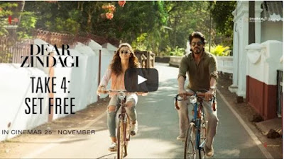 Review of Dear Zindagi - Gauri shinde