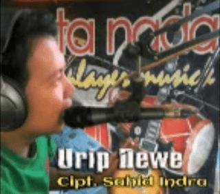 Lirik Lagu Urip Dewe - Sahid Indra