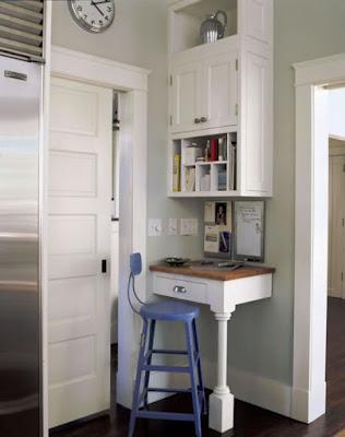 Ide Desain Ruang Kerja Minimalis