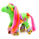My Little Pony Hip-Hop UK & Europe  Rollerskates Ponies G1 Pony