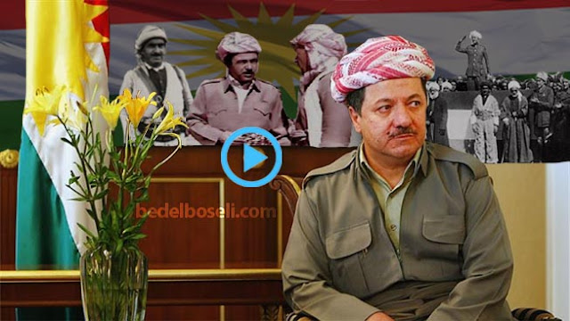 Barzaniler Peşmerge Kürdistan