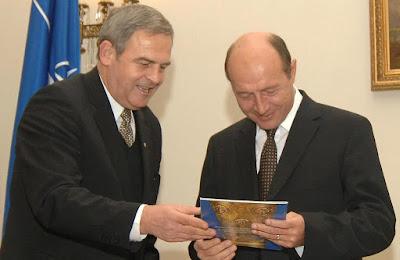 Tőkés László, Románia Csillaga, Klaus Johannis, Traian Băsescu, magyarság,
