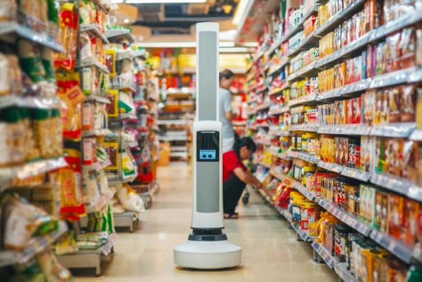 零售業有福了!大數據機器人賣場值班,點貨超輕鬆!|數位時代