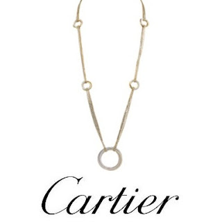 CARTIER Trinity Necklace