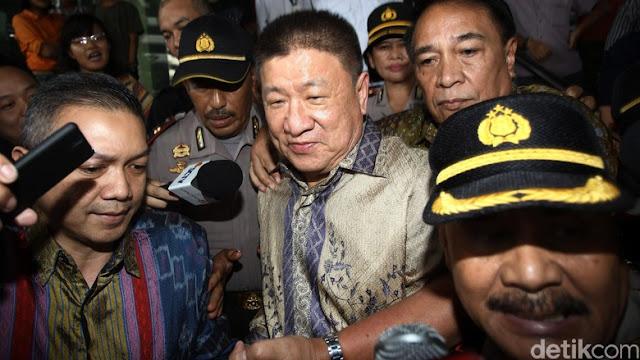 KPK Bidik Pertemuan Aguan dengan DPRD DKI