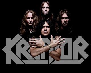 Les membres de Kreator