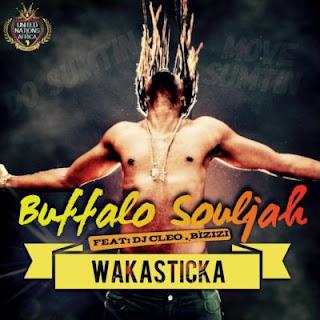 Buffalo Souljah feat. DJ Cleo & Bizizi - Wakasticka (2018)