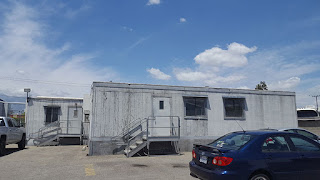 maintenance and remodeling used modular office building