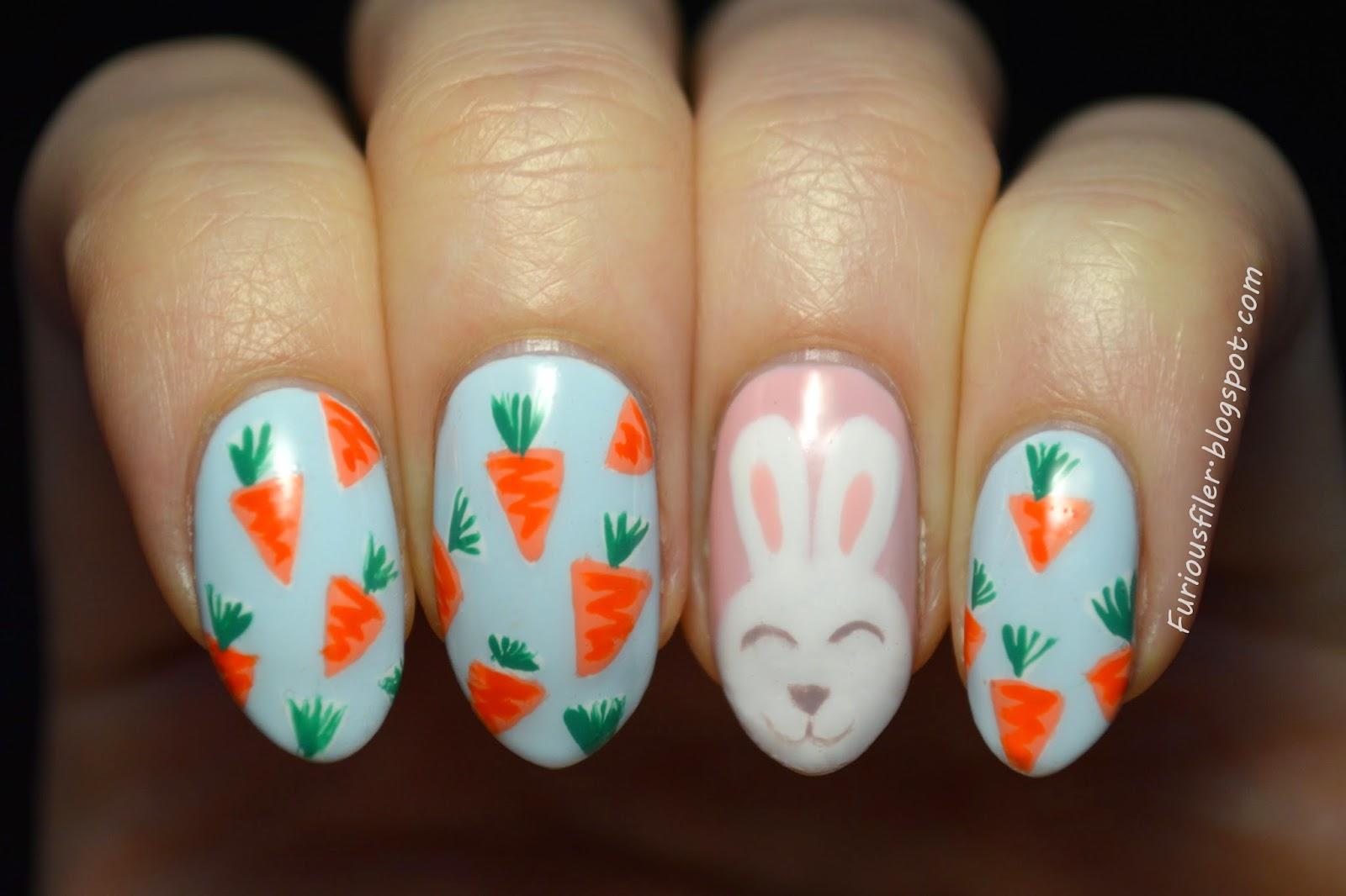 carrots, veg, bunny, easter, spring