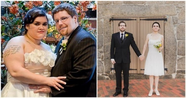 #3. This couple decided that they wanted to live a happy, and healthier life forever. - 23 Inspirational Before/After Photos Of People Who Can Say 'I Did It.'