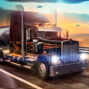 Download Truck Simulator USA Mod Apk Data Terbaru