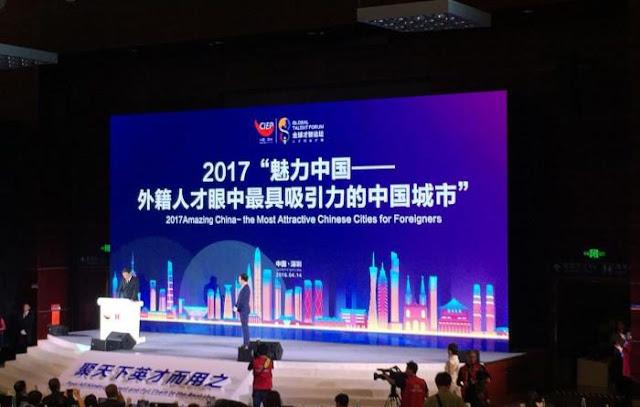 Amazing China les villes chinoises les plus attractives pour les etrangers