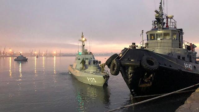 Ποιος θα κερδίσει από το θερμό επεισόδιο στη Μαύρη Θάλασσα - Νέες κυρώσεις στη Ρωσία;