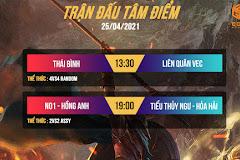 Bản tin AoE ngày 25/4: Đại chiến AoE Việt - Trung, Việt Nam gặp khó