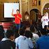 """SMP Pangudi Luhur Wedi Rekoleksi Pribadi Dan Rohani Siswa Agar Menjadi """"Garam&Terang Dunia""""."""