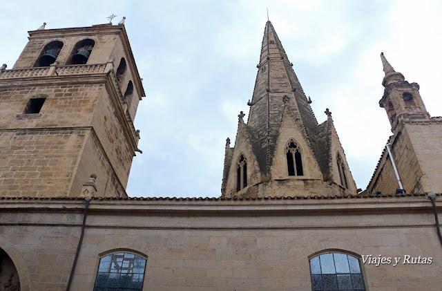 Iglesia de Santa María de Palacio de Logroño
