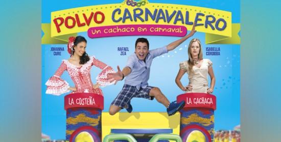 Polvo Carnavalero