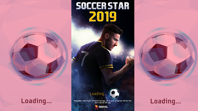 Total Size Game Bola Android - Super Soccer Stars 2019 Top Leagues