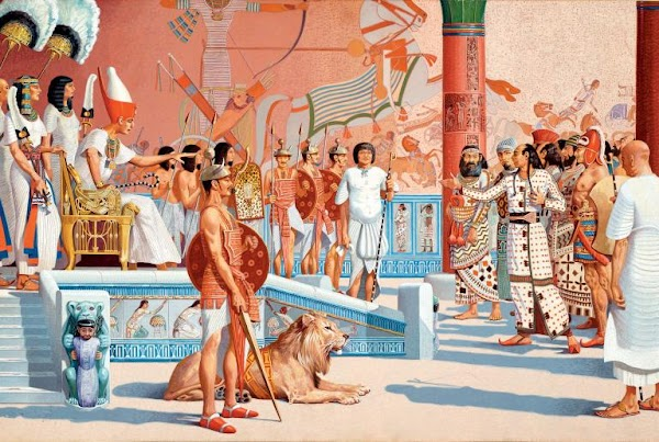Pernikahan Ramses II, Salah Satu Pernikahan Terbesar di Mesir