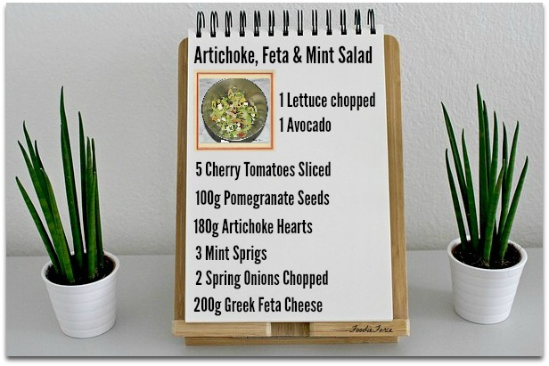 Salad Recipe