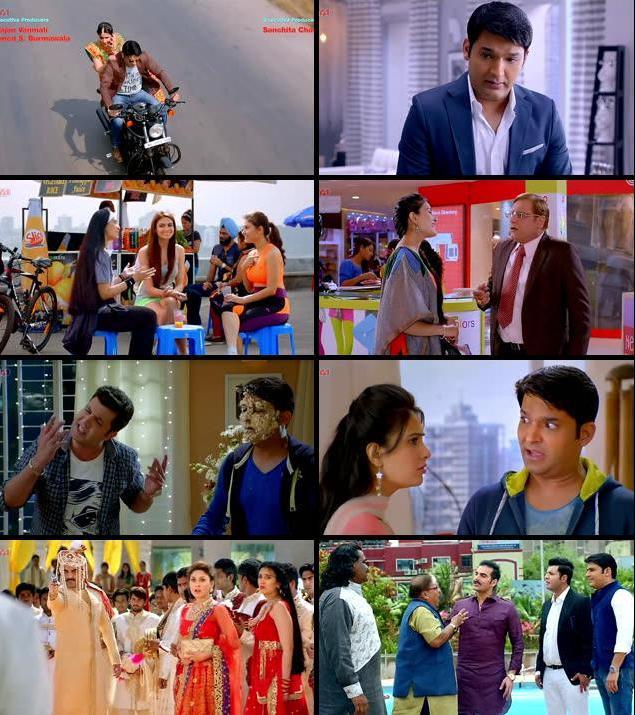 Kis Kisko Pyaar Karoon 2015 Hindi 480p DVDRip 350mb