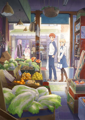 Emiya-san Chi no Kyou no Gohan Episode 1-13 Subtitle Indonesia [Batch]