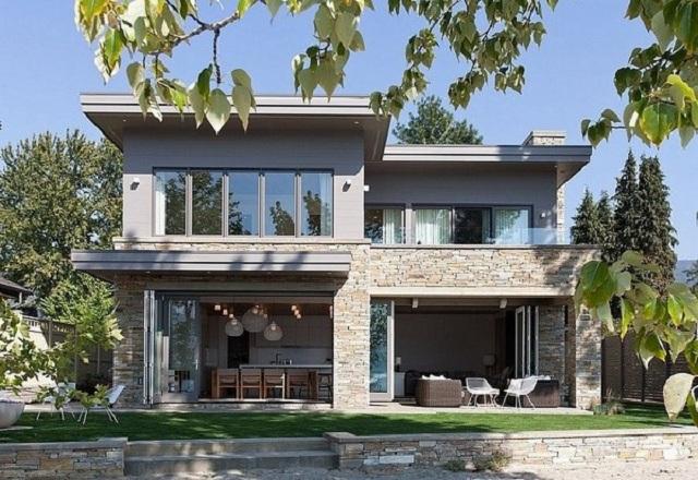 Fachadas de casas de campo fachadas de casas y casas por - Casas de campo por dentro ...