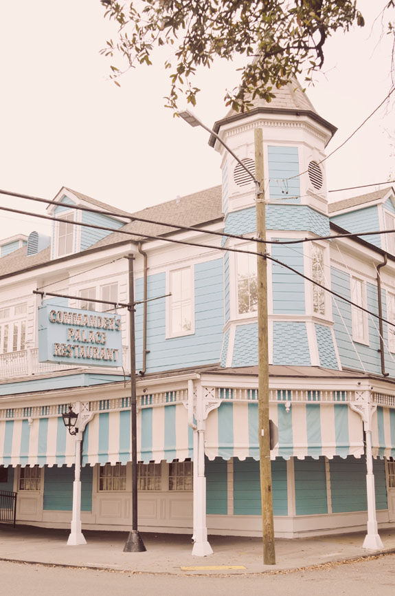 Where to Eat in New Orleans Commander's Palace