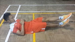 criss cross exercise