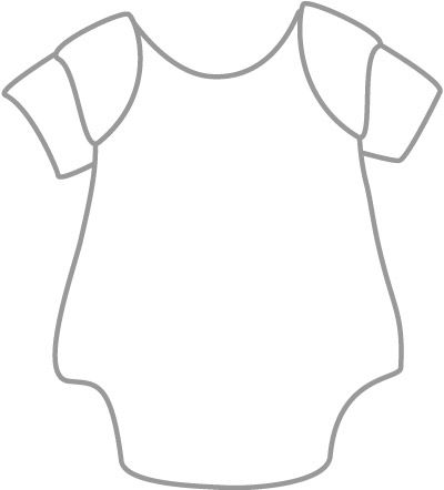 baby item coloring pages - photo#48