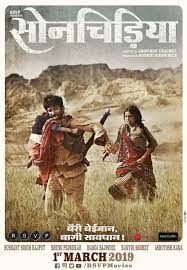 Sonchiriya (2019) Full Movie Hindi Web-DL 720p