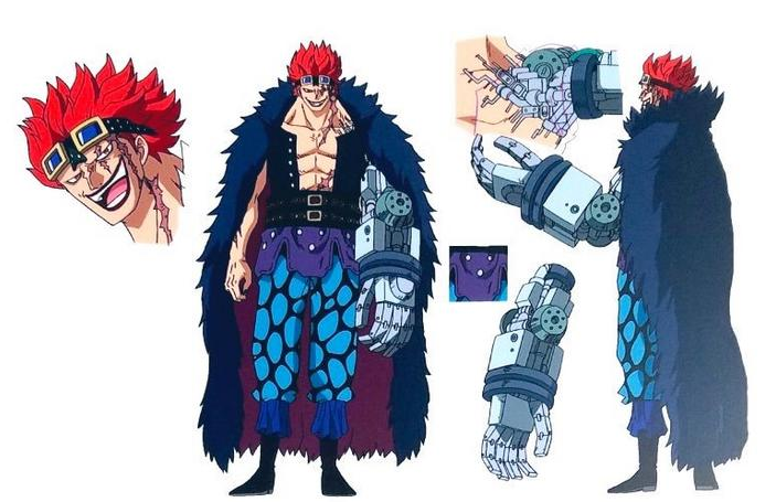 One Piece: Stampede Shares New Character Designs - Hollywood
