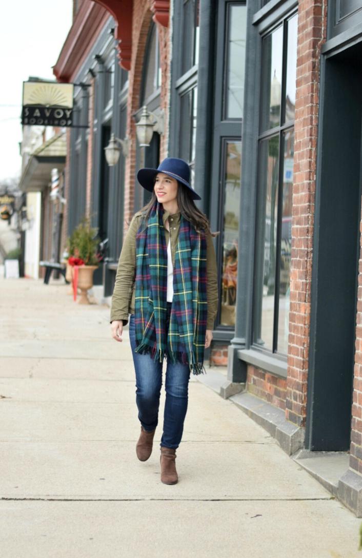 Teacher Fashion Affordable Winter Fedora