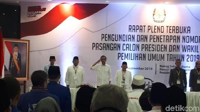 PDIP Bela Jokowi soal Hormat Saat Lagu Indonesia Raya: Kesalahan Minor