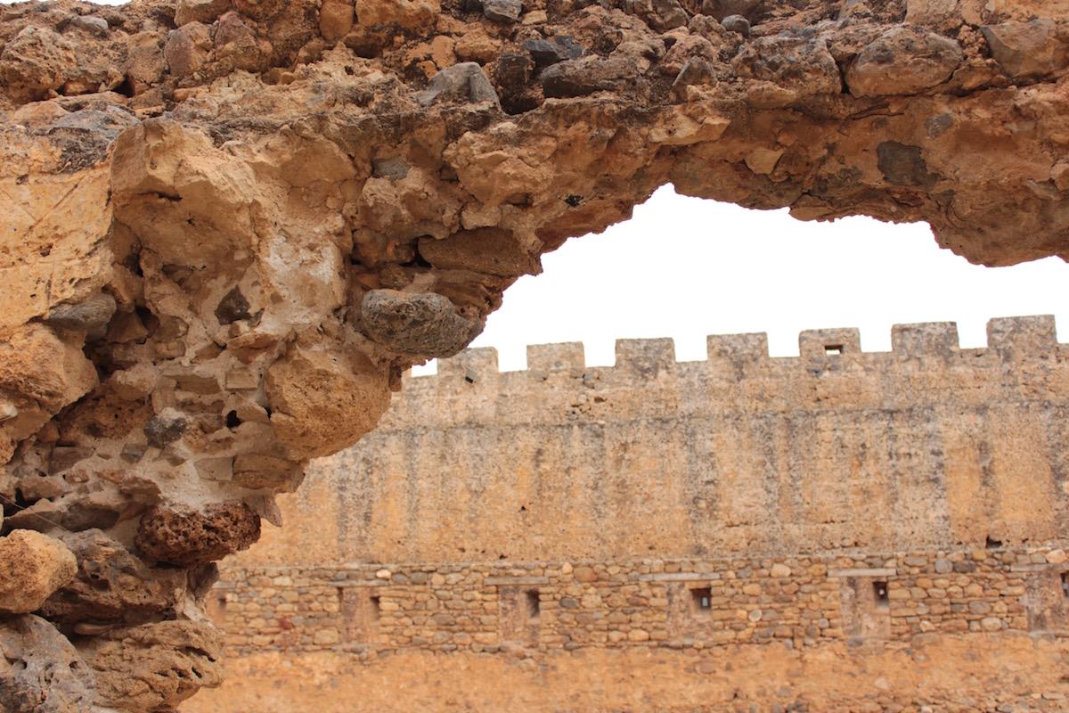Frangokastello Kreta Reisebericht Travel Diary