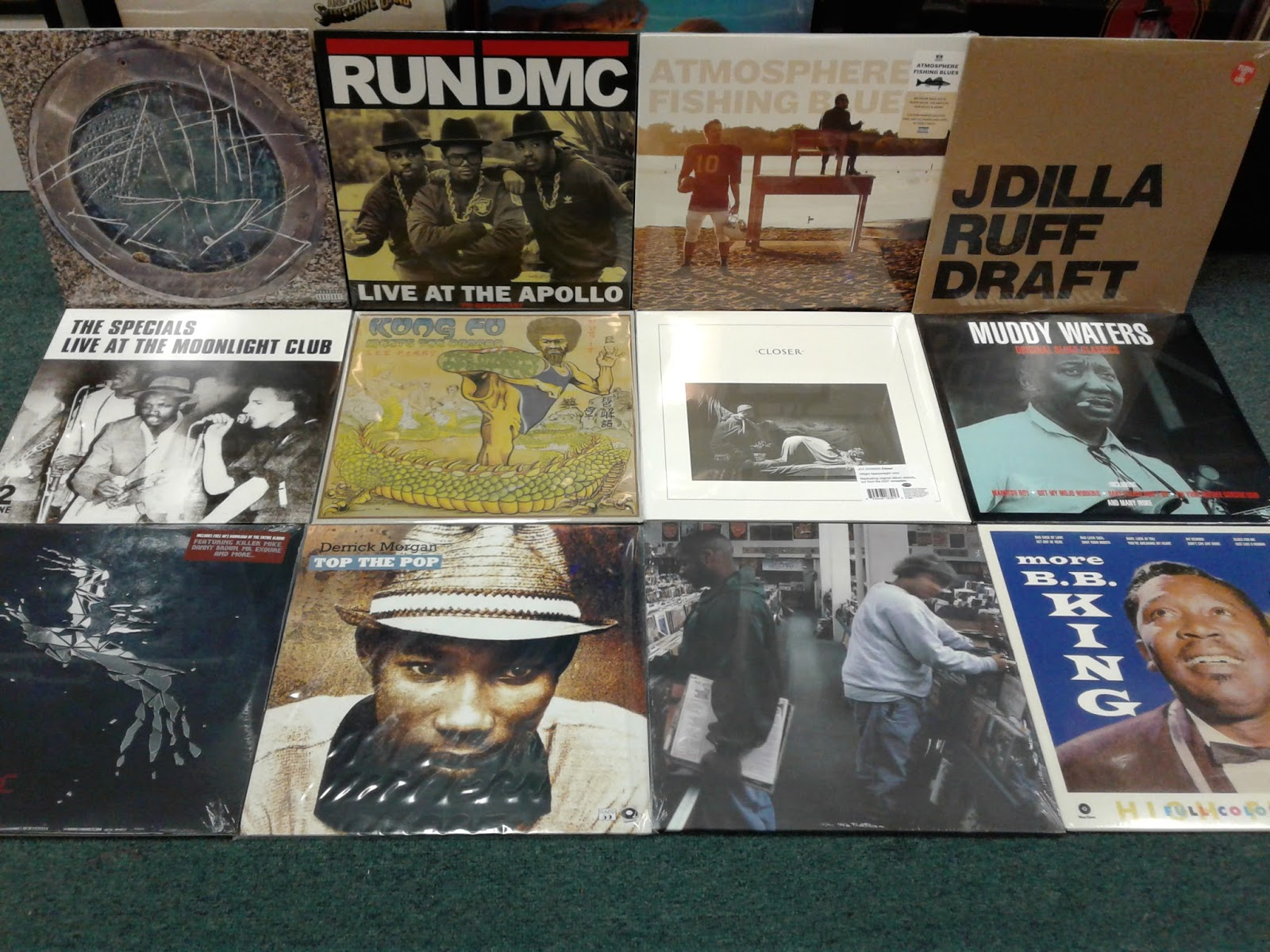 Catapult Collectibles: More hard to find Vinyl Records - Hip-Hop