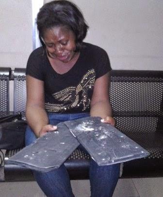 nigerian female drug dealer