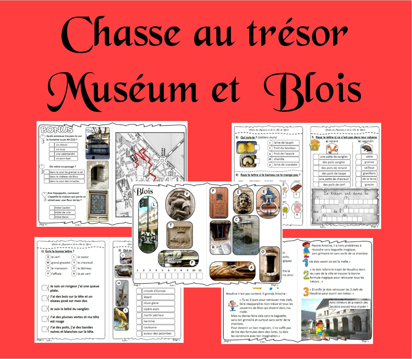 Cr Ef Bf Bder Une Chasse Au Tr Ef Bf Bdsor Guide Complet Indices Comment Organiser Une Chasse Au Tresor Pour Mes Enfants